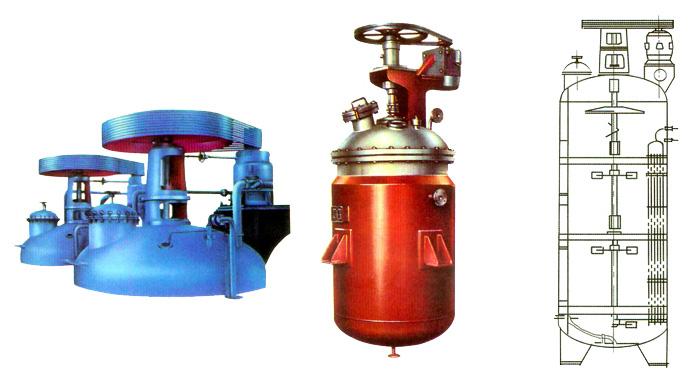 在设计各种规格的发酵设备时,做到设计结构严密,有足够的强度和使用